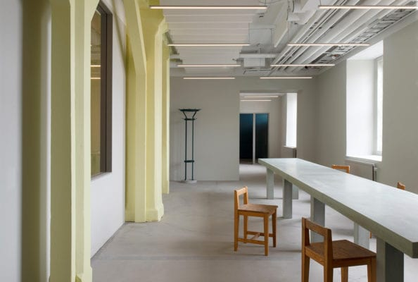 The Royal Institute Of Art Stockholm By Norell Rodhe Yellowtrace