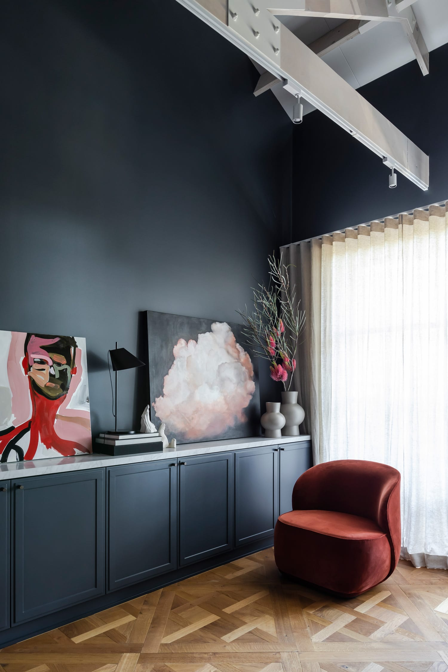 Bischoff Residence by Tom Mark Henry | Yellowtrace