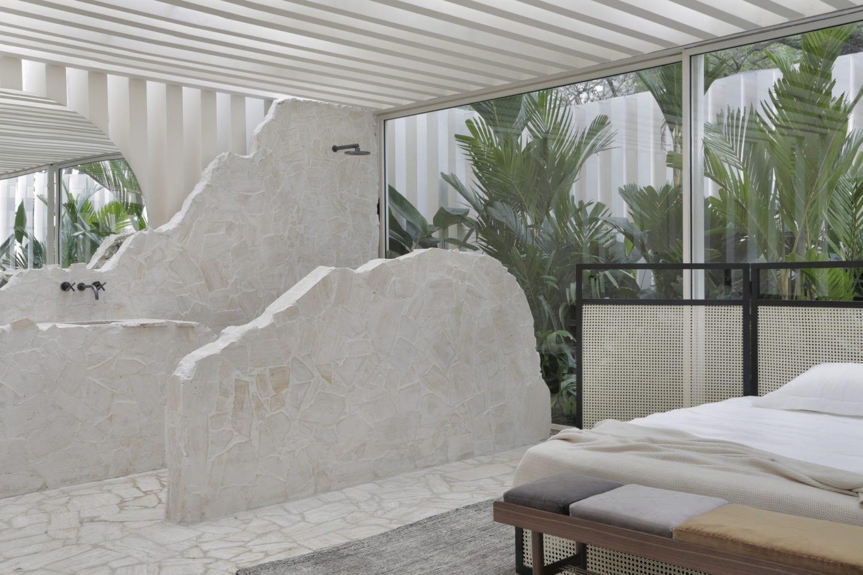 Sibipirunas Concept House Cidade Jardim Brazil By Studio Otto Felix | Yellowtrace