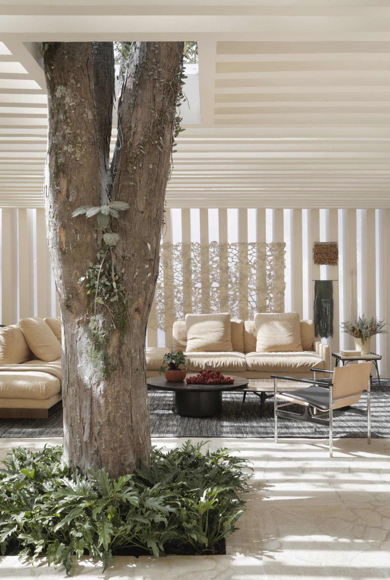 Sibipirunas Concept House in Cidade Jardim, Brazil by Studio Otto Felix | Yellowtrace