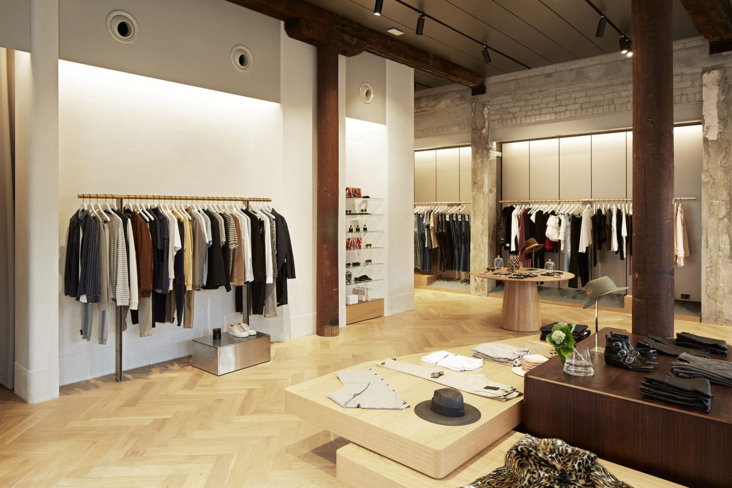 Superette International Boutique In Auckland By Designoffice Yellowtrace