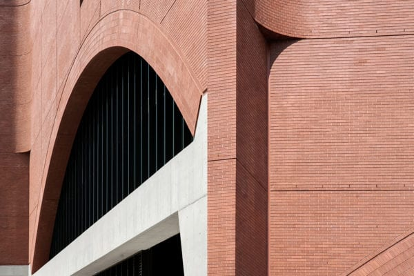 Built With Brickworks Sydney Rail Operations Centre By Jacobs And Smart Design Studio Yellowtrace