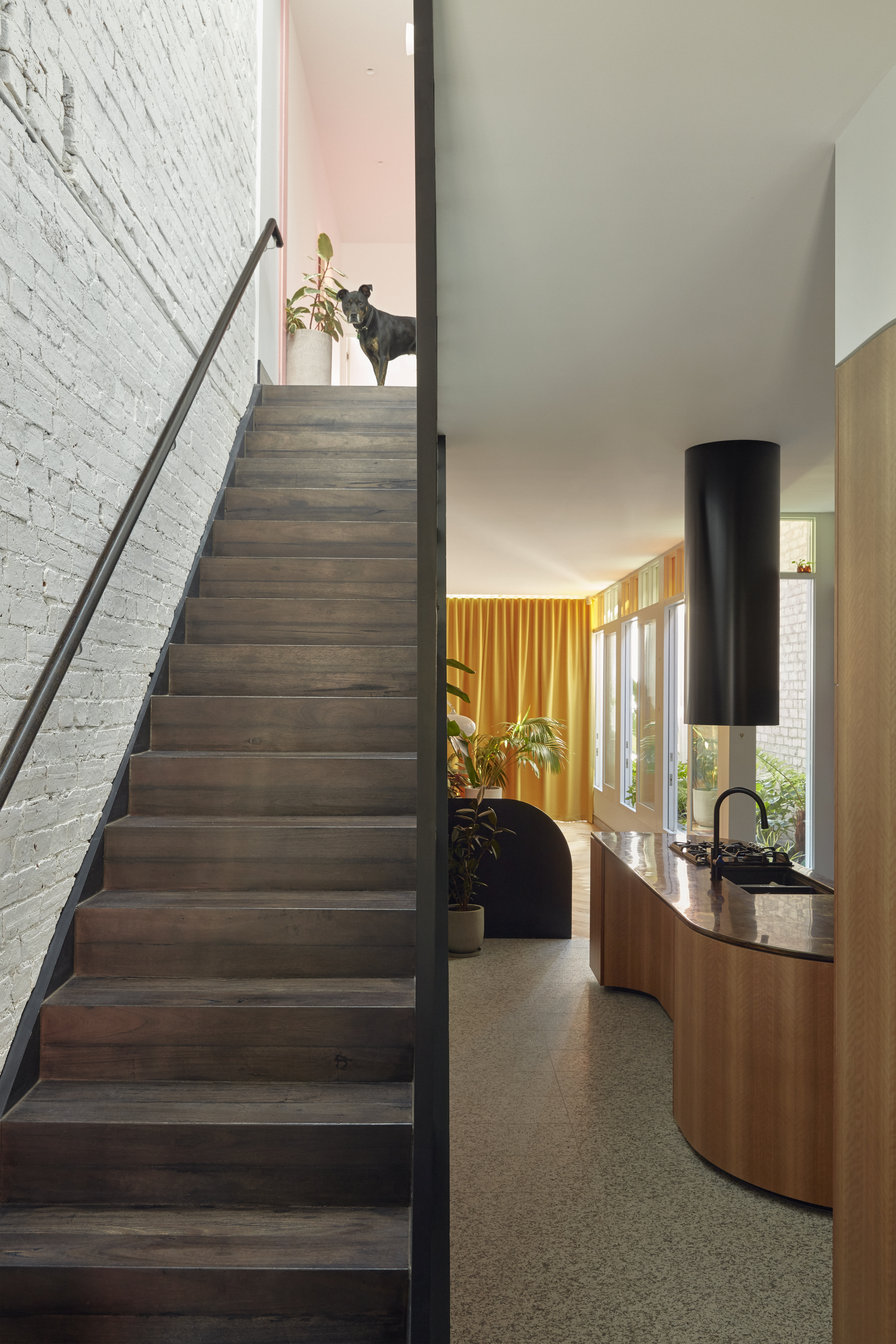Rose Street Residence in Fitzroy, Melbourne by Fieldwork Architecture | Yellowtrace