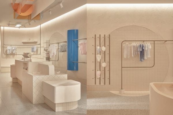 Marquise Flagship Malvern By Doherty Design Studio Yellowtrace