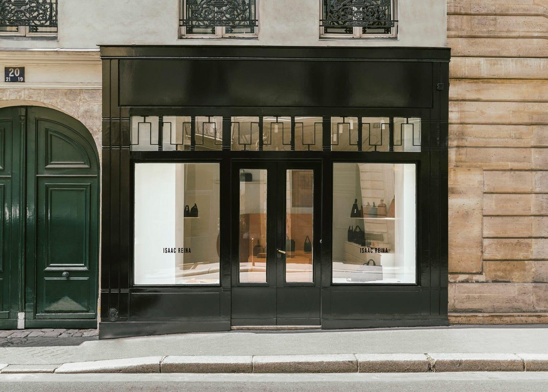 Isaac Reina Boutique in Paris by Bernard Dubois | Yellowtrace
