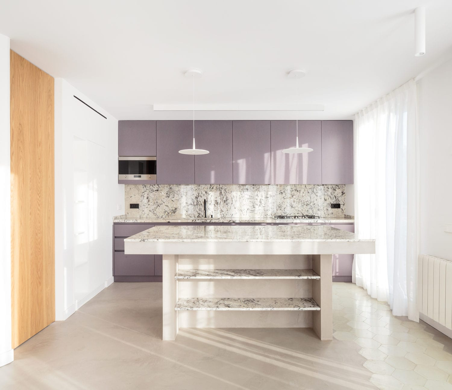 Atic Aribau Apartment Renovation in Barcelona by Raul Sanchez Architects | Yellowtrace