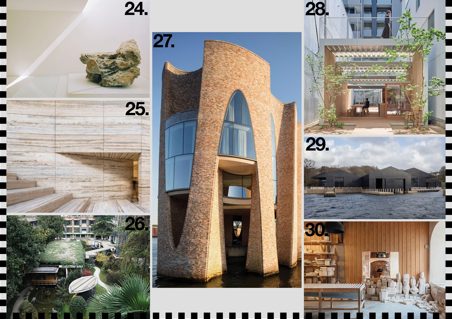 Commercial Architecture, Cultural & Education Buildings 2019 Archive   Yellowtrace