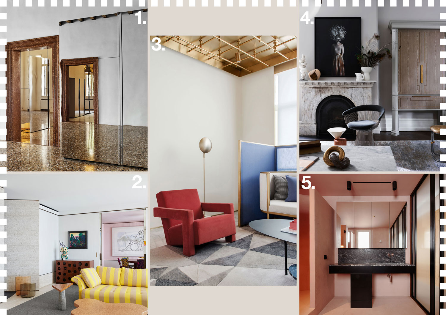Residential Interiors 2019 Archive | Yellowtrace