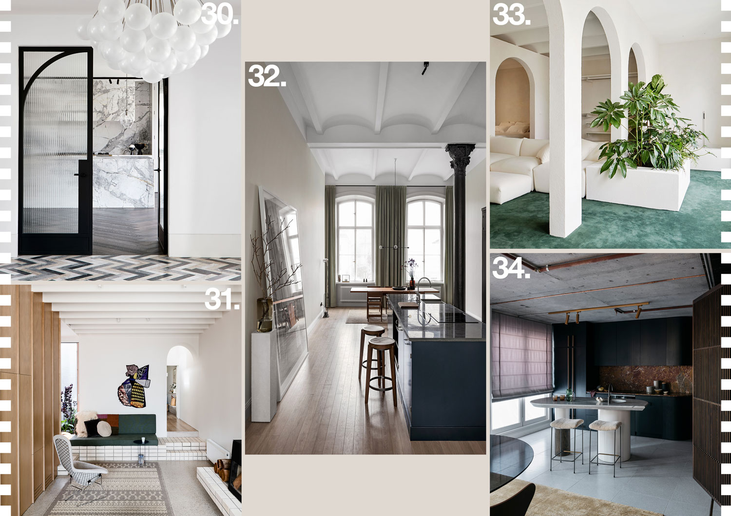 Residential Interior Design 2019 Archive | Yellowtrace
