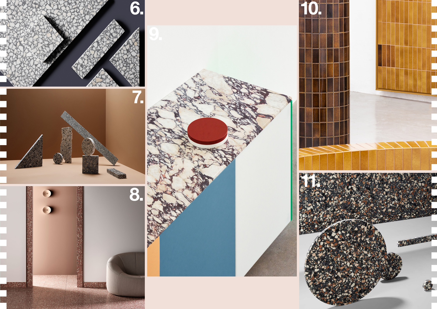 Product Design: Accessories (Appliances) & Finishes 2019 Archive | Yellowtrace