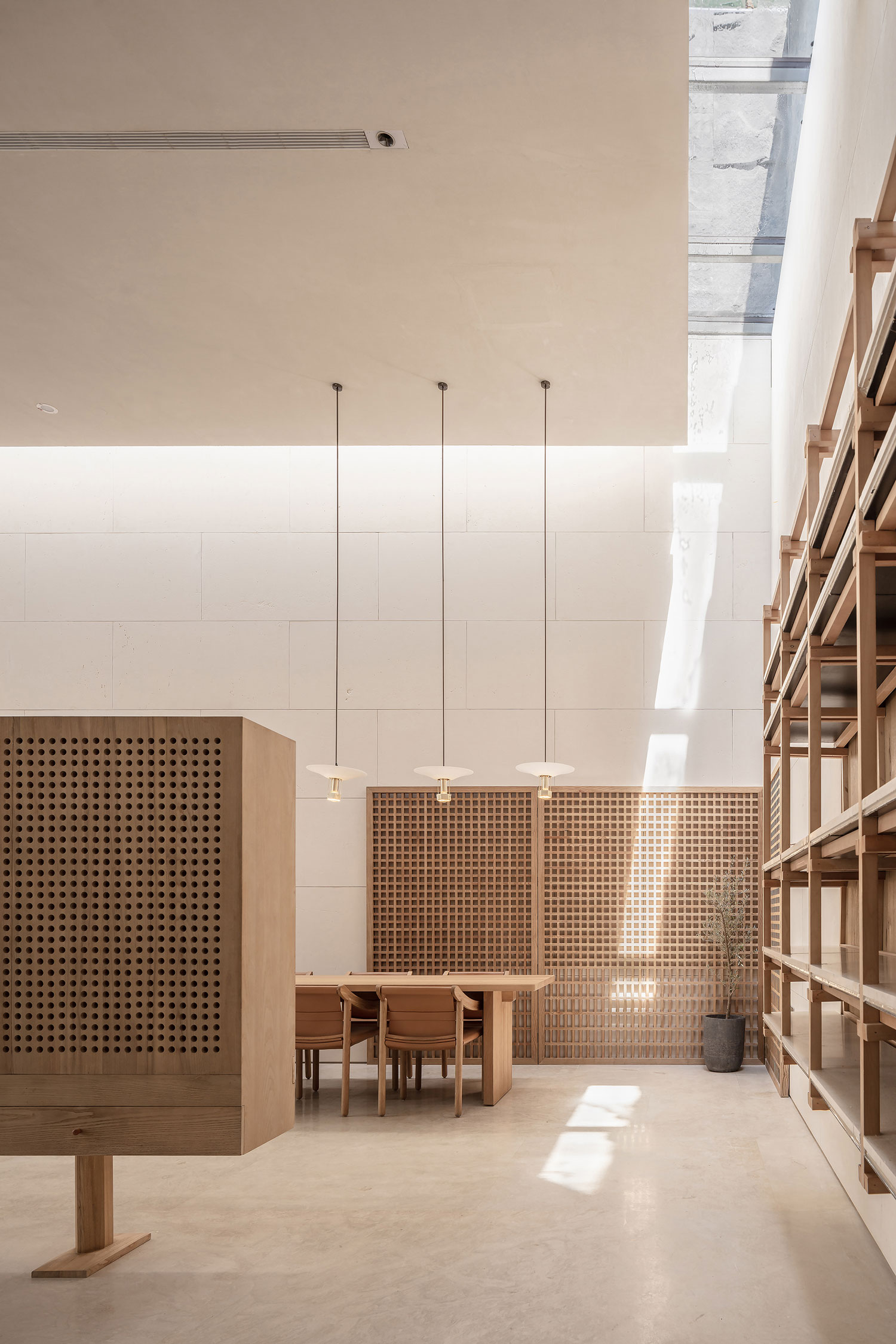 TEA Community Center in Xiamen, China by Waterfrom Design   Yellowtrace
