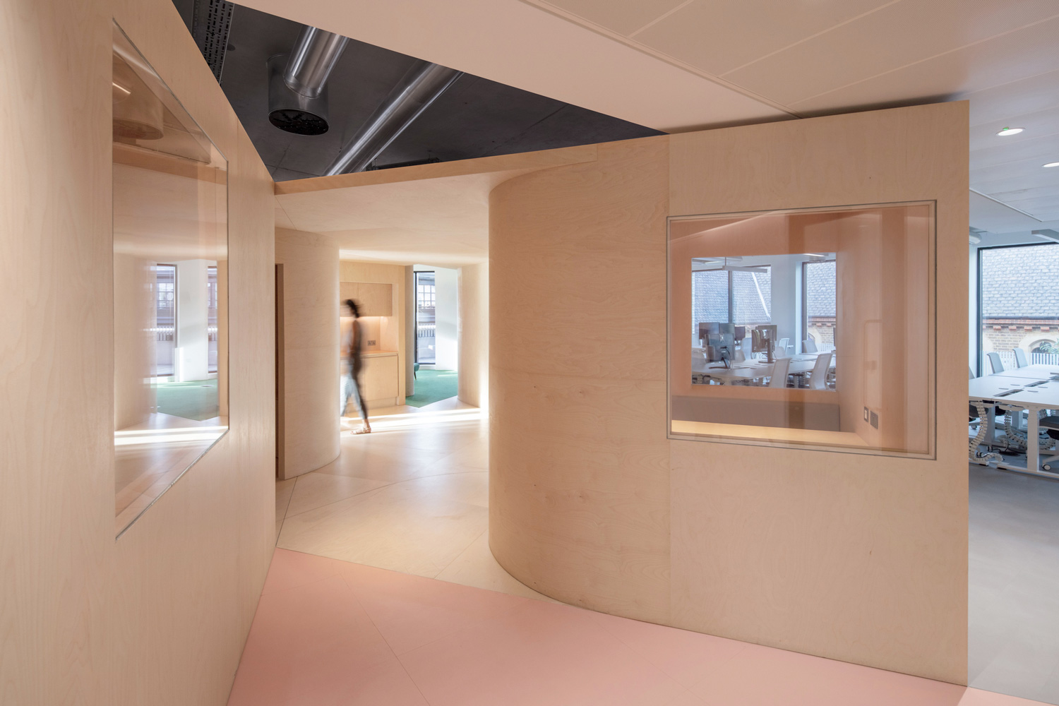 ConsenSys Offices in London by Neiheiser Argyros | Yellowtrace