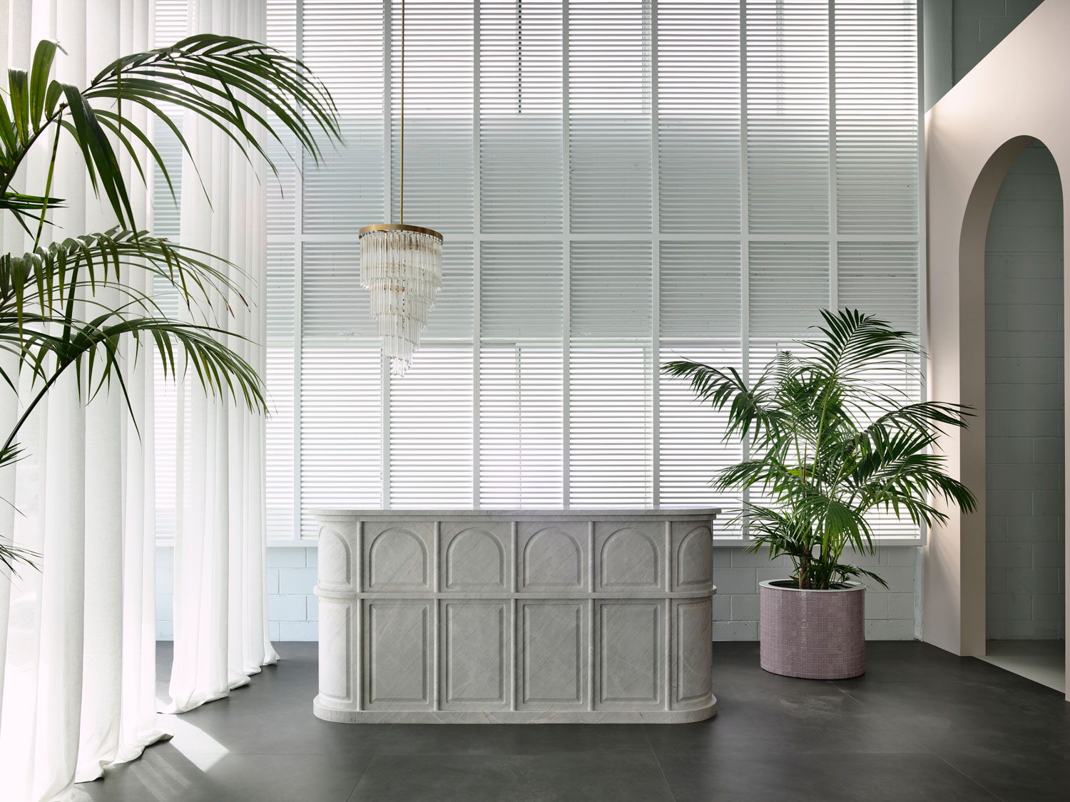 Artedomus Brisbane Showroom by The Stella Collective & Thomas Coward.