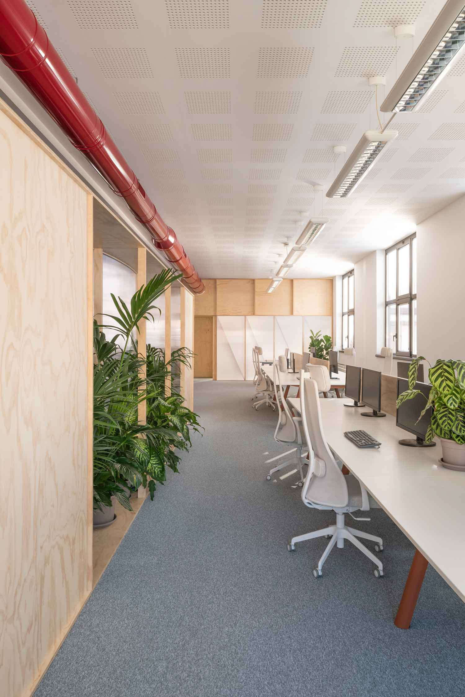 Milkman HQ in Verona by Studio Wok | Yellowtrace