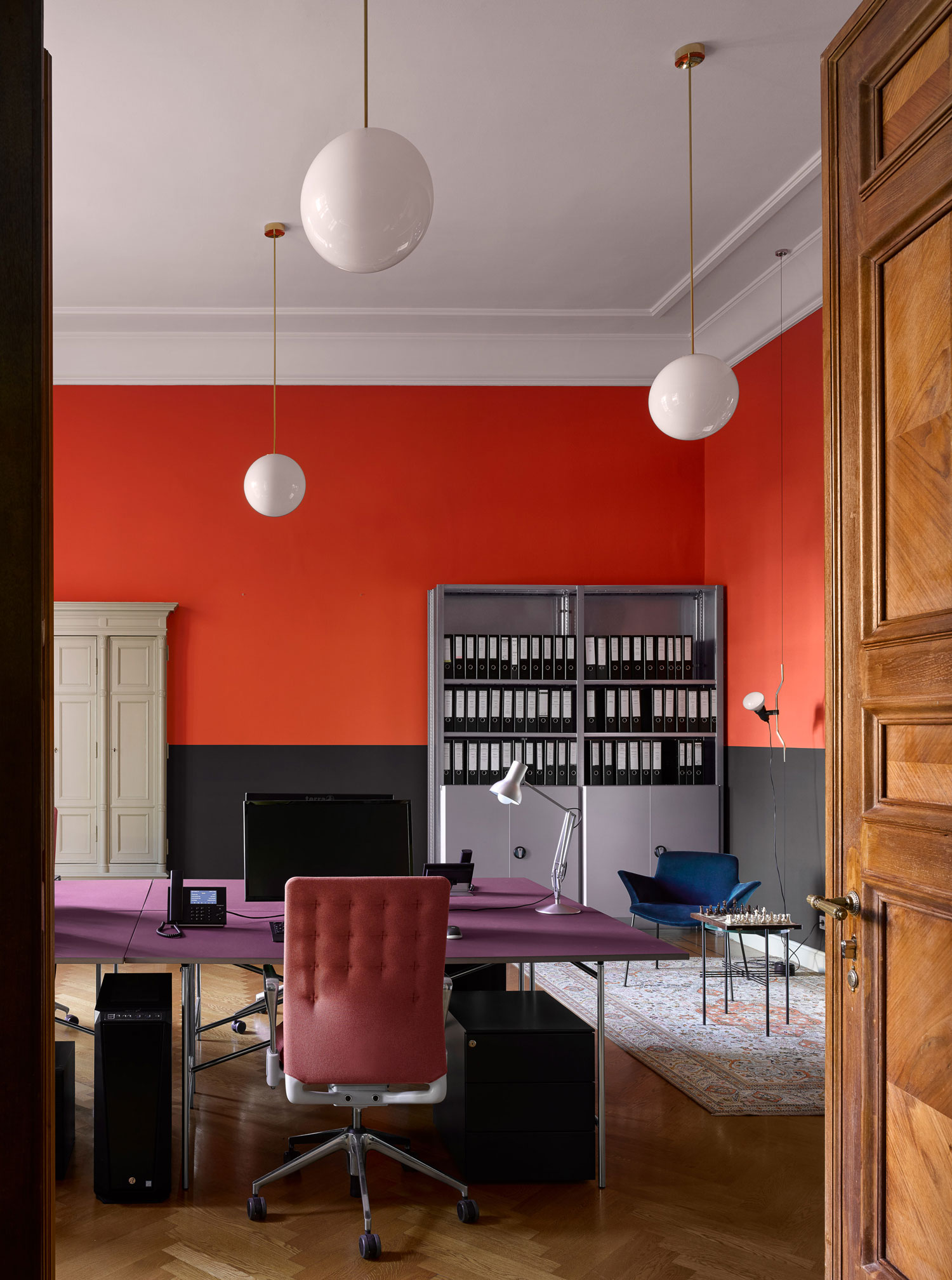 Grand C19th Palais Berlin Reimagined Office By David Kohn Architects Yellowtrace 07