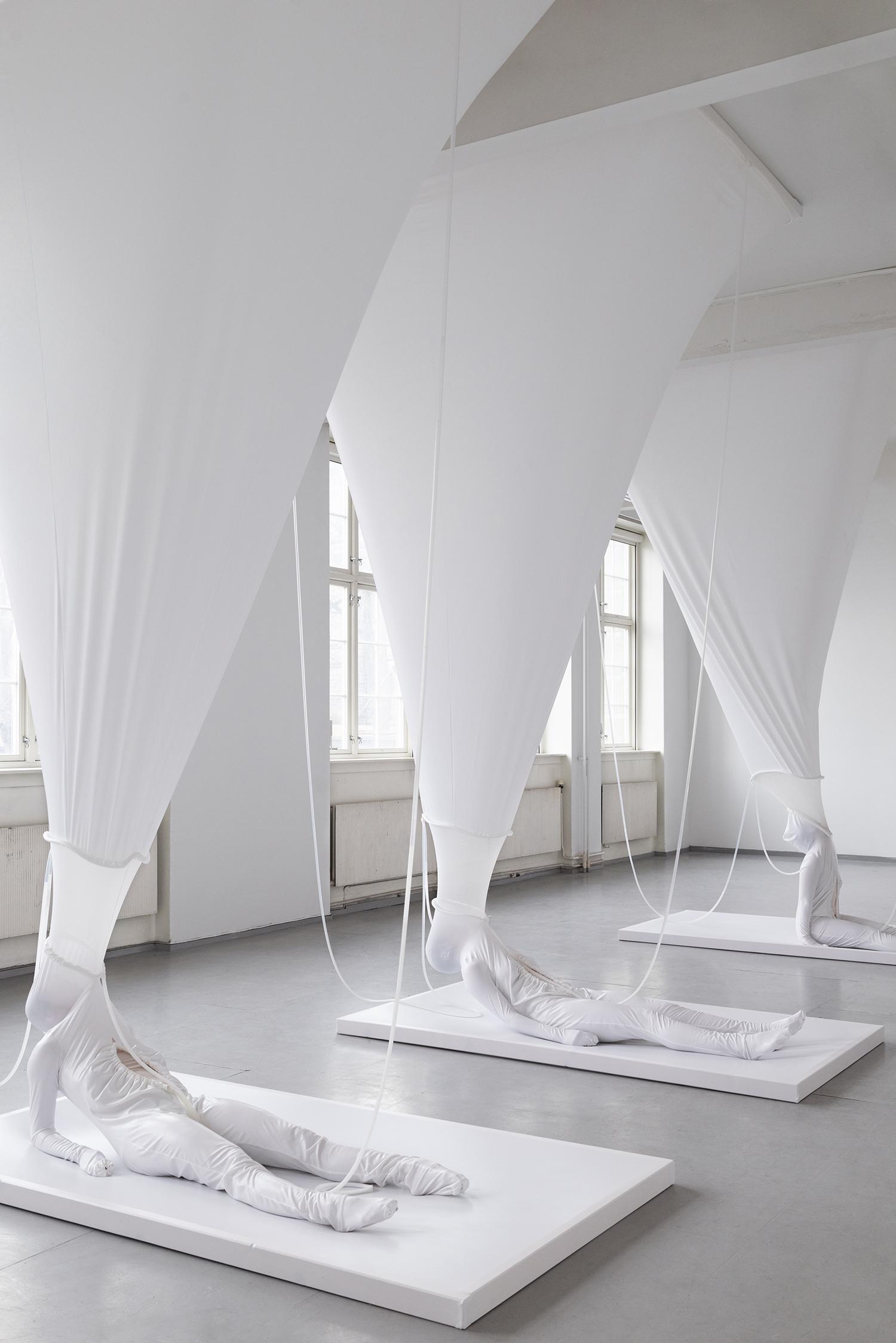 Malin Bulow Mesmerising Performance Art Elastic Bonding 1 Yellowtrace 06