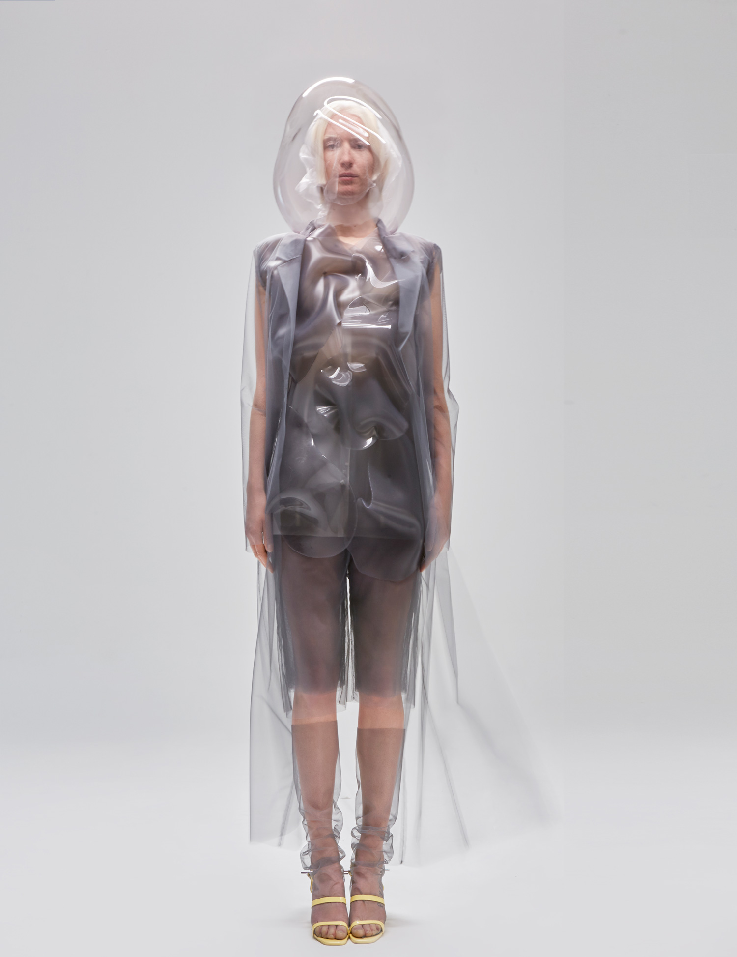 Robotic Clothing Project by Ying Gao | Yellowtrace