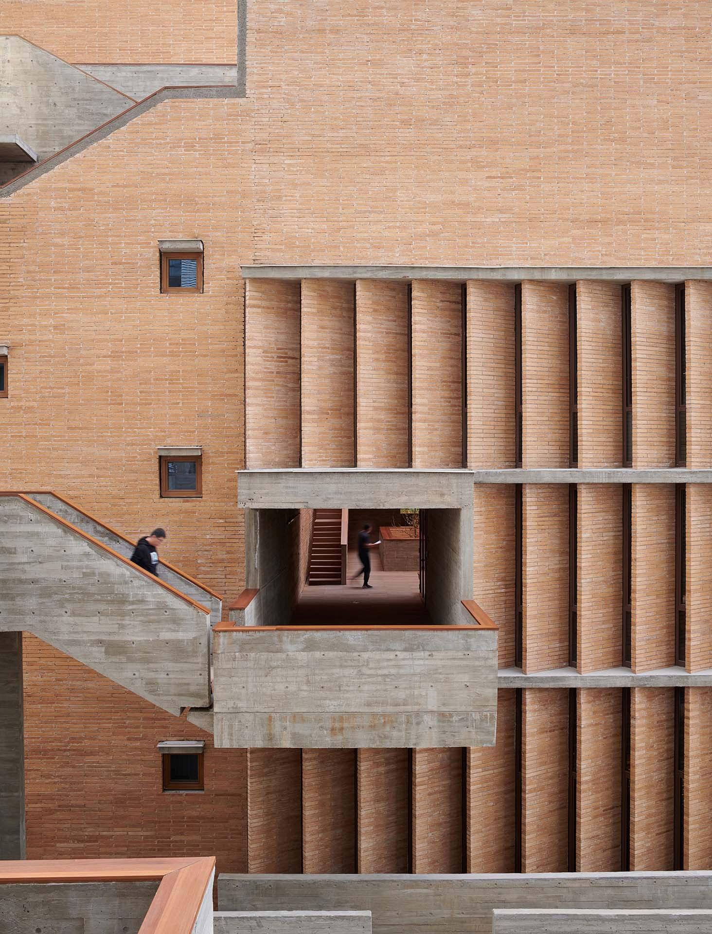 Changjiang Art Museum Taiyuan By Vector Architects Yellowtrace 19