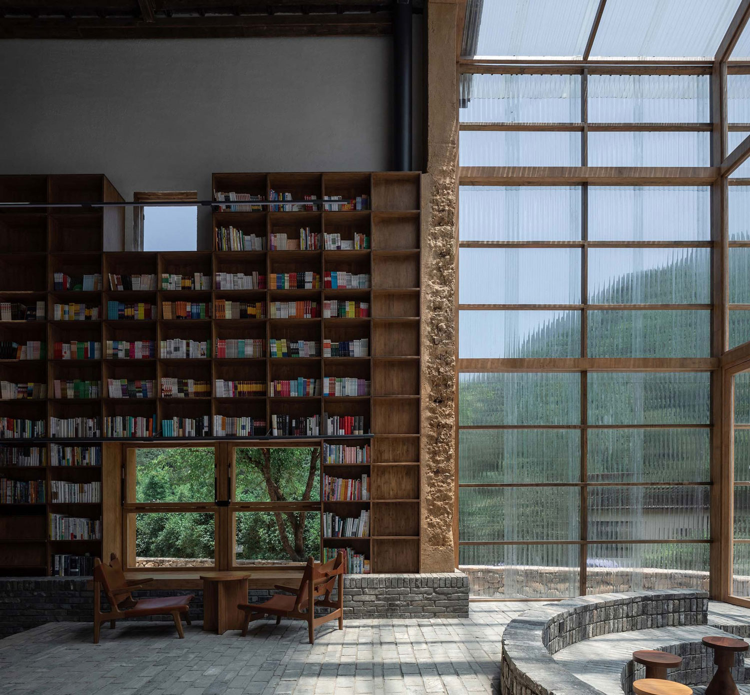 Capsule Hotel Library Zhejiang Province China By Atelier Tao C Yellowtrace 03