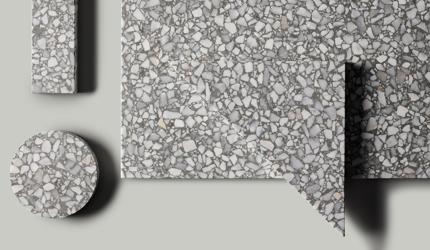 Fibonacci's 2020 Vision Begins with a Release of Four New Terrazzo Ranges.