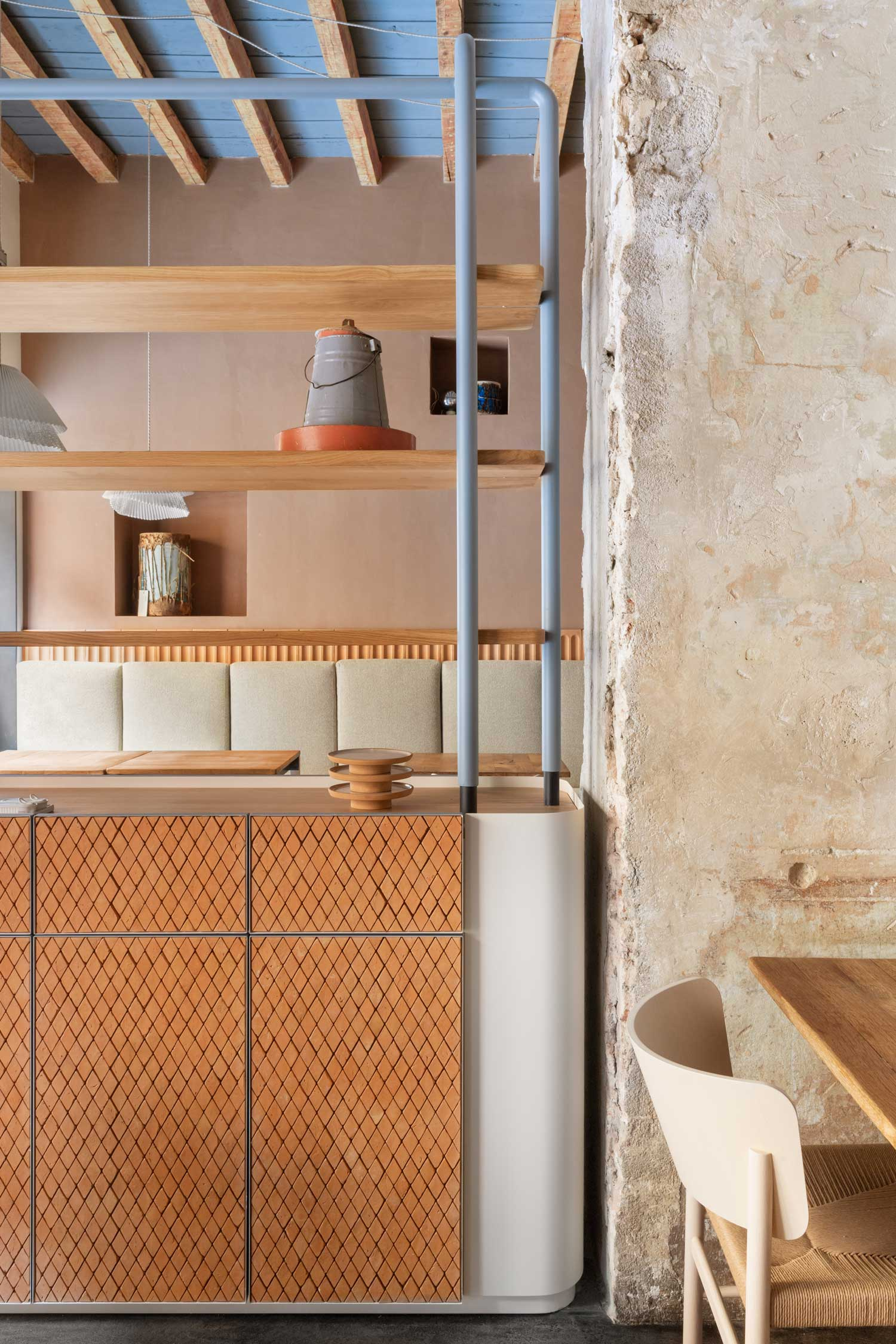 28 Posti Restaurant Renovation Milan By Cristina Celestino Yellowtrace 06