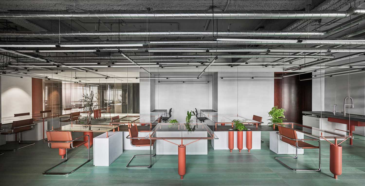 Ideal Gas Lab Office Taoyuan Taiwan By Waterfrom Design   Yellowtrace