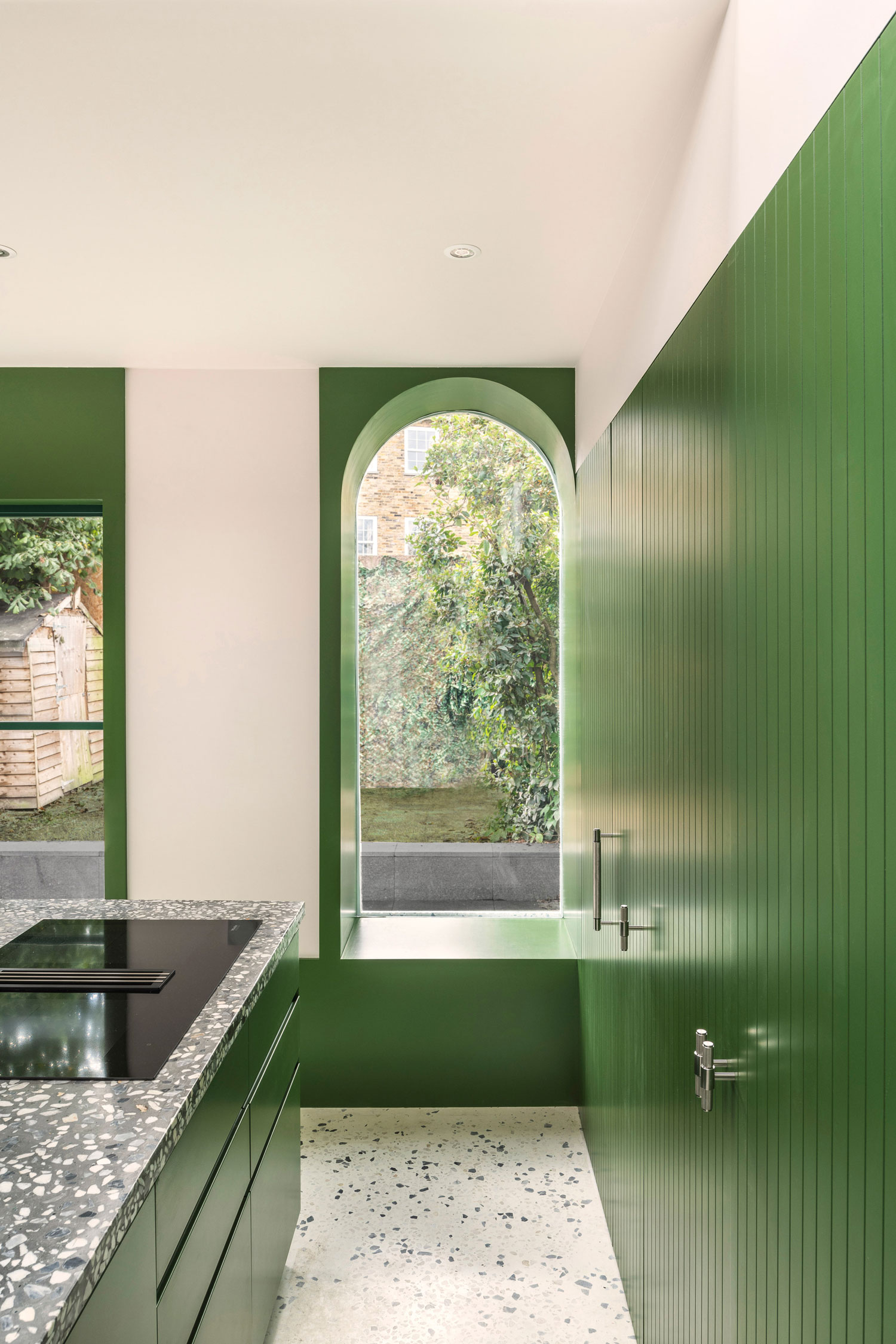 White Rabbit House in London by Gundry & Ducker, Residential Architecture UK, Photo Andrew Meredith | Yellowtrace