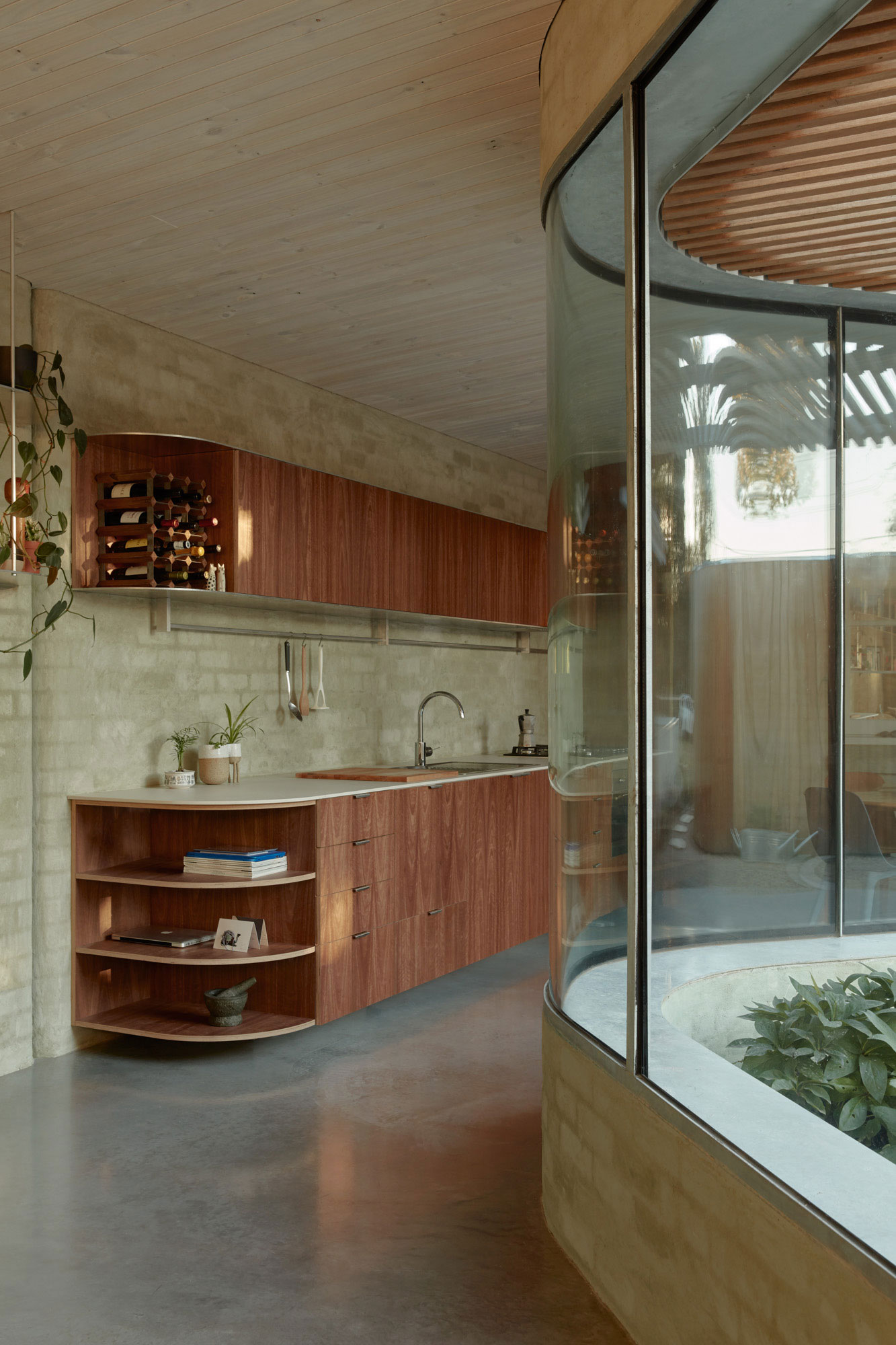 Park Life House Melbourne, Architecture Architecture, Photo Tom Ross | Yellowtrace