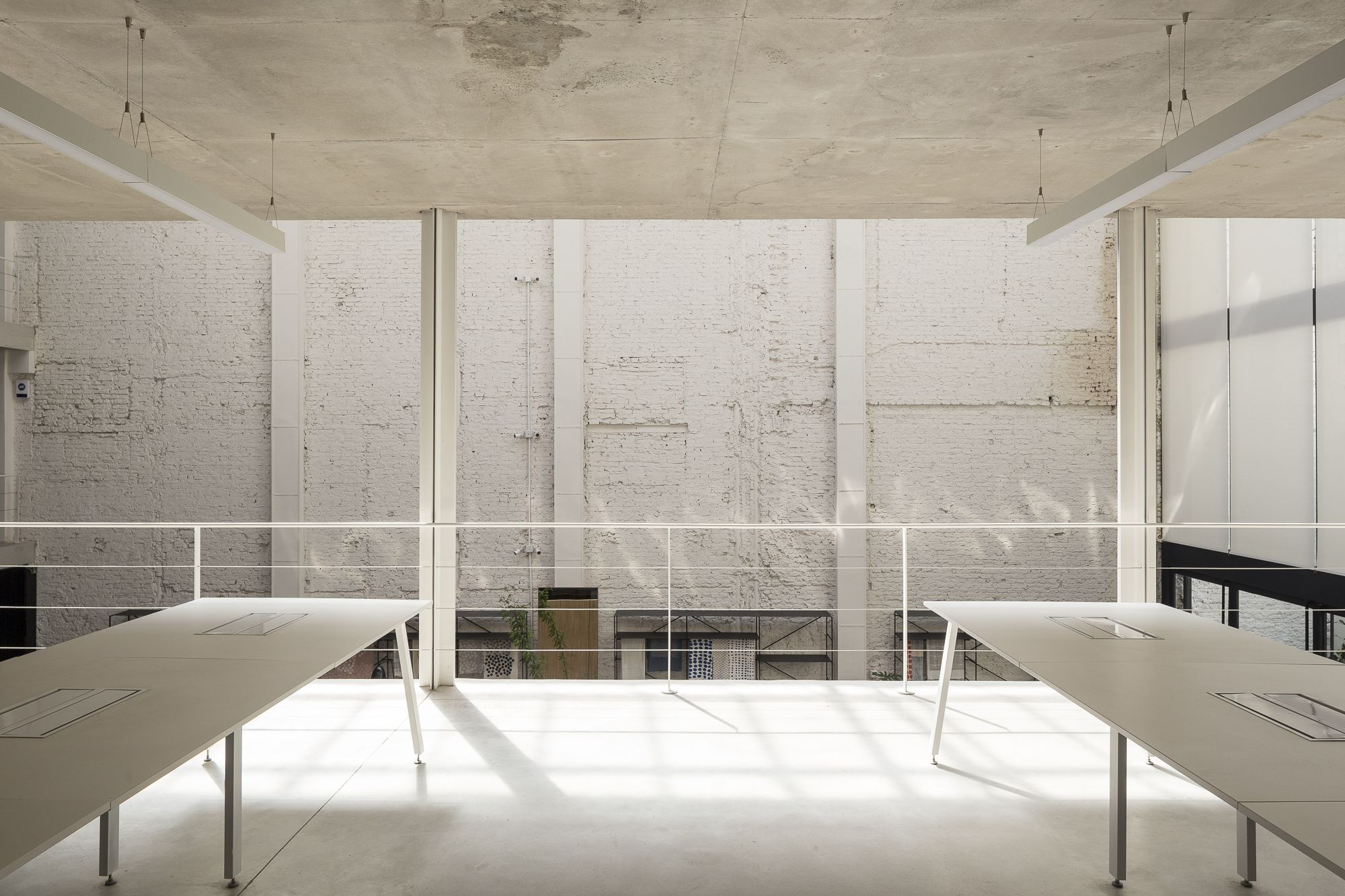 Officina Soler Buenos Aires, Textile Showroom + Office by Ana Smud, Camila Jalife + Sasha Molczadzki | Yellowtrace
