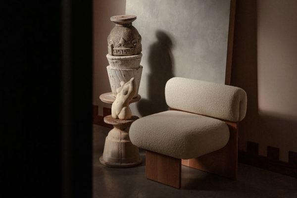 Lillico-Fennessy Studio Iso for Fomu Furniture, Australian Design Collaboration | Yellowtrace