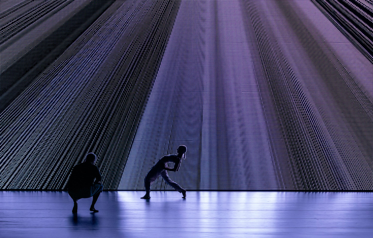Living Archive: An AI Performance Experiment by Ben Cullen Williams for Studio Wayne McGregor | Yellowtrace
