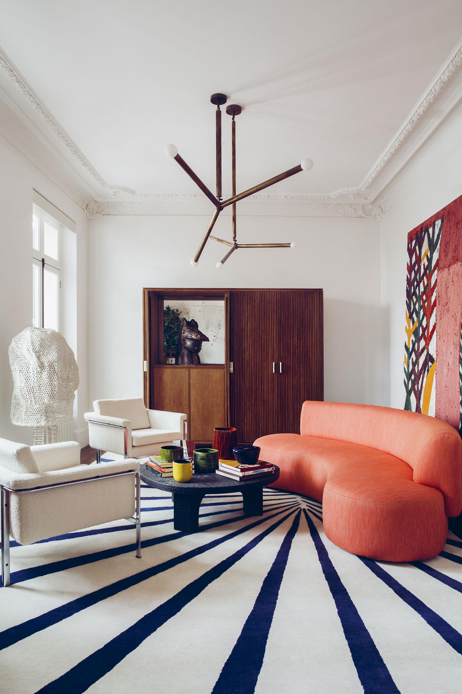 RMGB, Rue Des Reservoirs, Paris Apartment Renovation, Photo Matthieu Salvaing | Yellowtrace