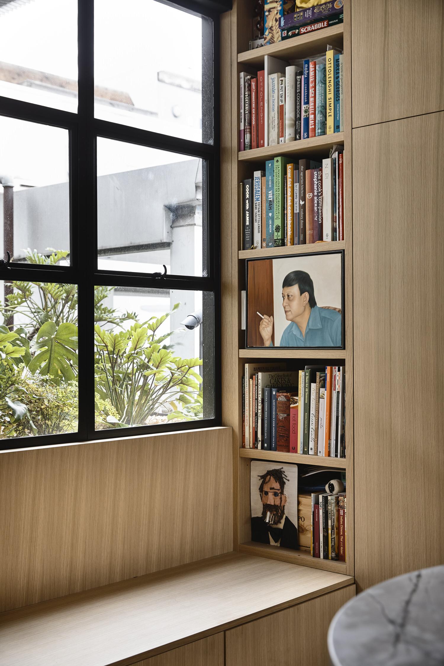 Collingwood Warehouse Apartment Refurbishment, Rob Kennon, Australian Architecture, Photo Derek Swalwell   Yellowtrace