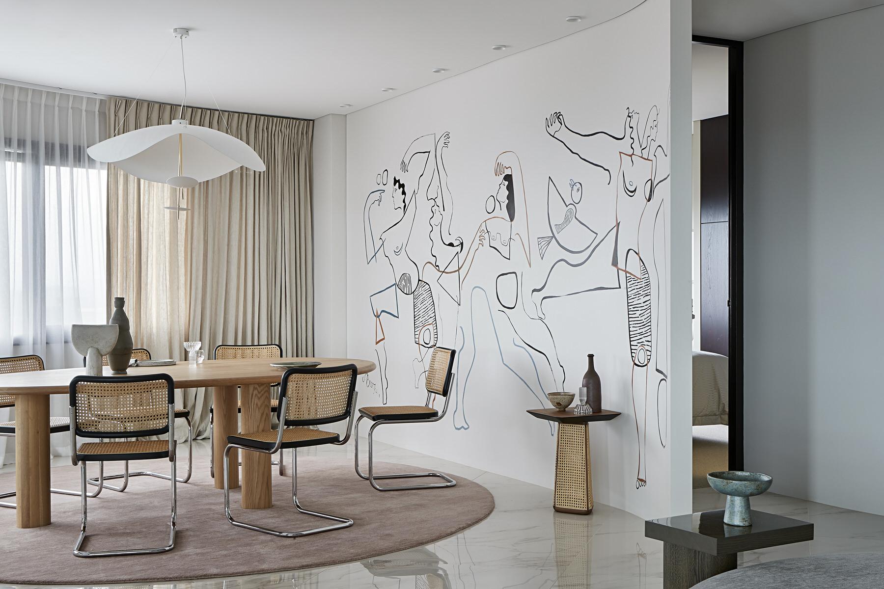 Avian Apartment Renovation Brisbane by Alicia Holgar, Australian Interior Architecture, Photo Shannon Mcgrath | Yellowtrace
