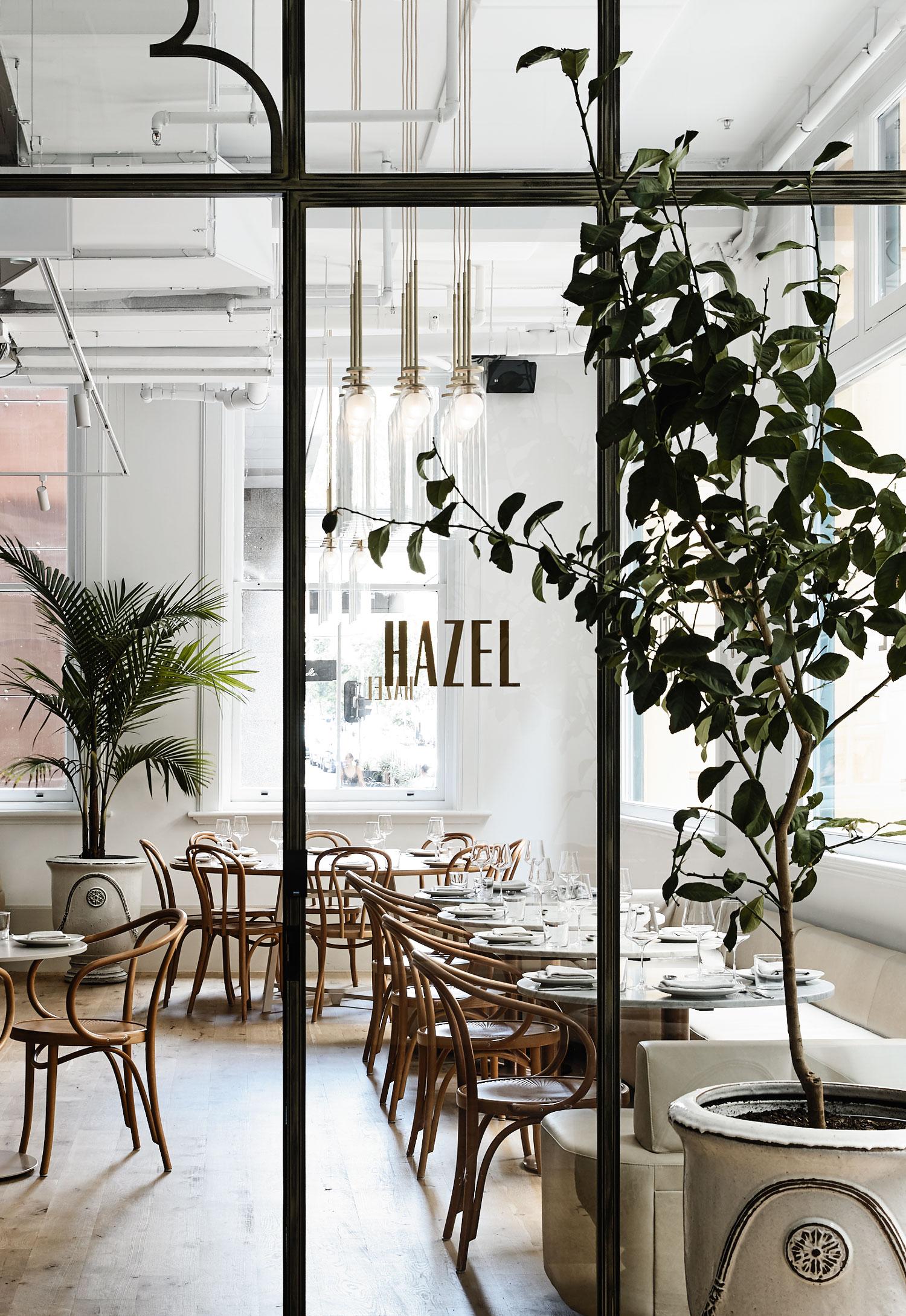 Hazel Restaurant Melbourne, The Stella Collective, Photo Derek Swalwell | Yellowtrace