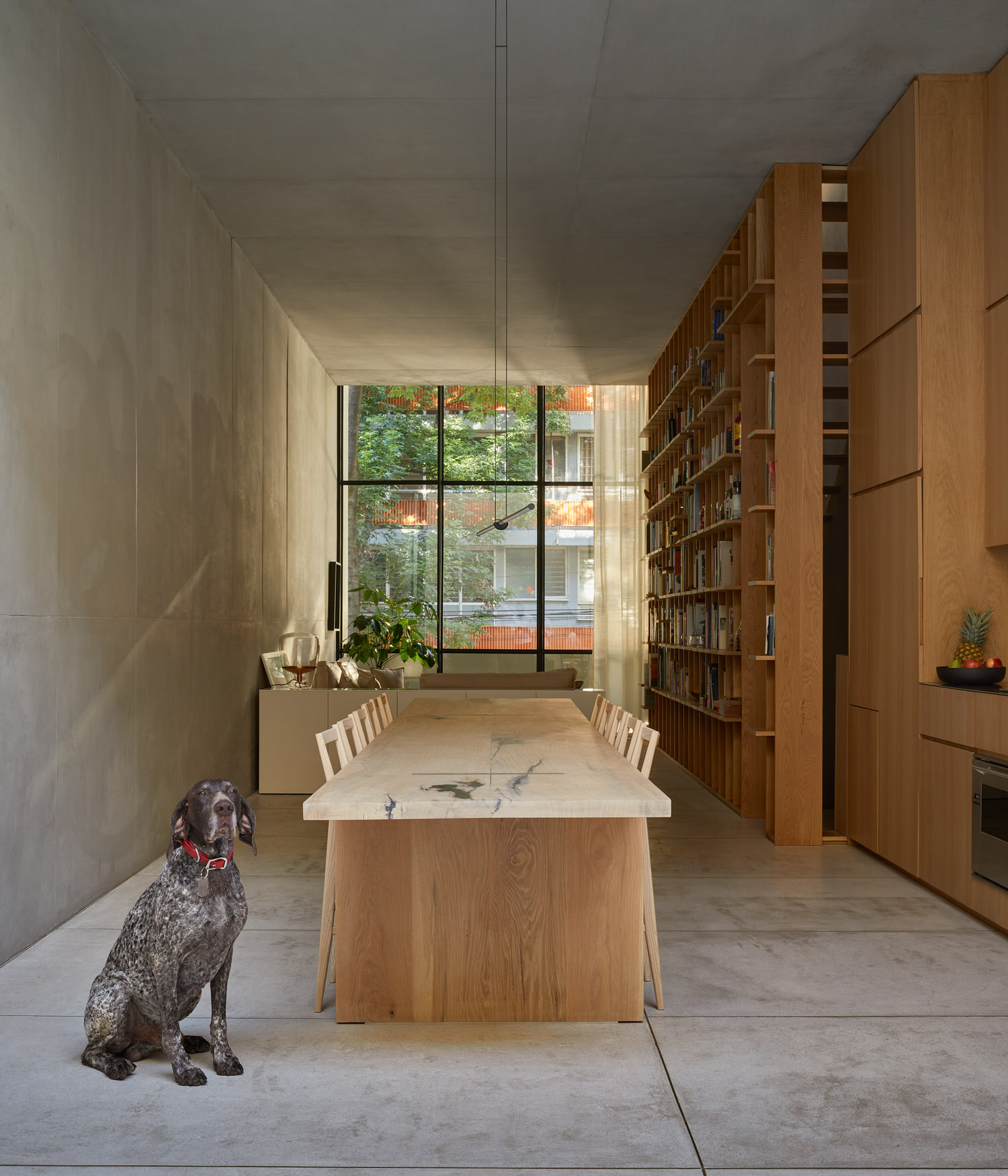 Pachuca Duplex in Mexico City, Residential Architecture, PPAA, Photo Rafael Gamo | Yellowtrace