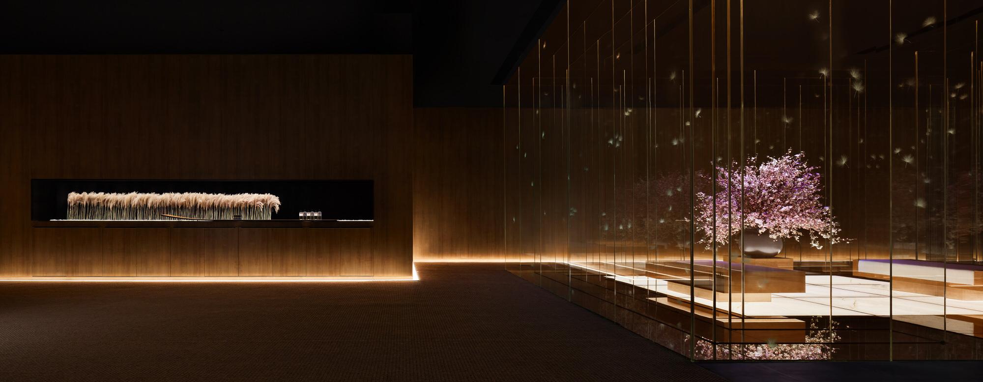 Jiyu Spa Showcase Shanghai, Hip-Pop Design   Yellowtrace