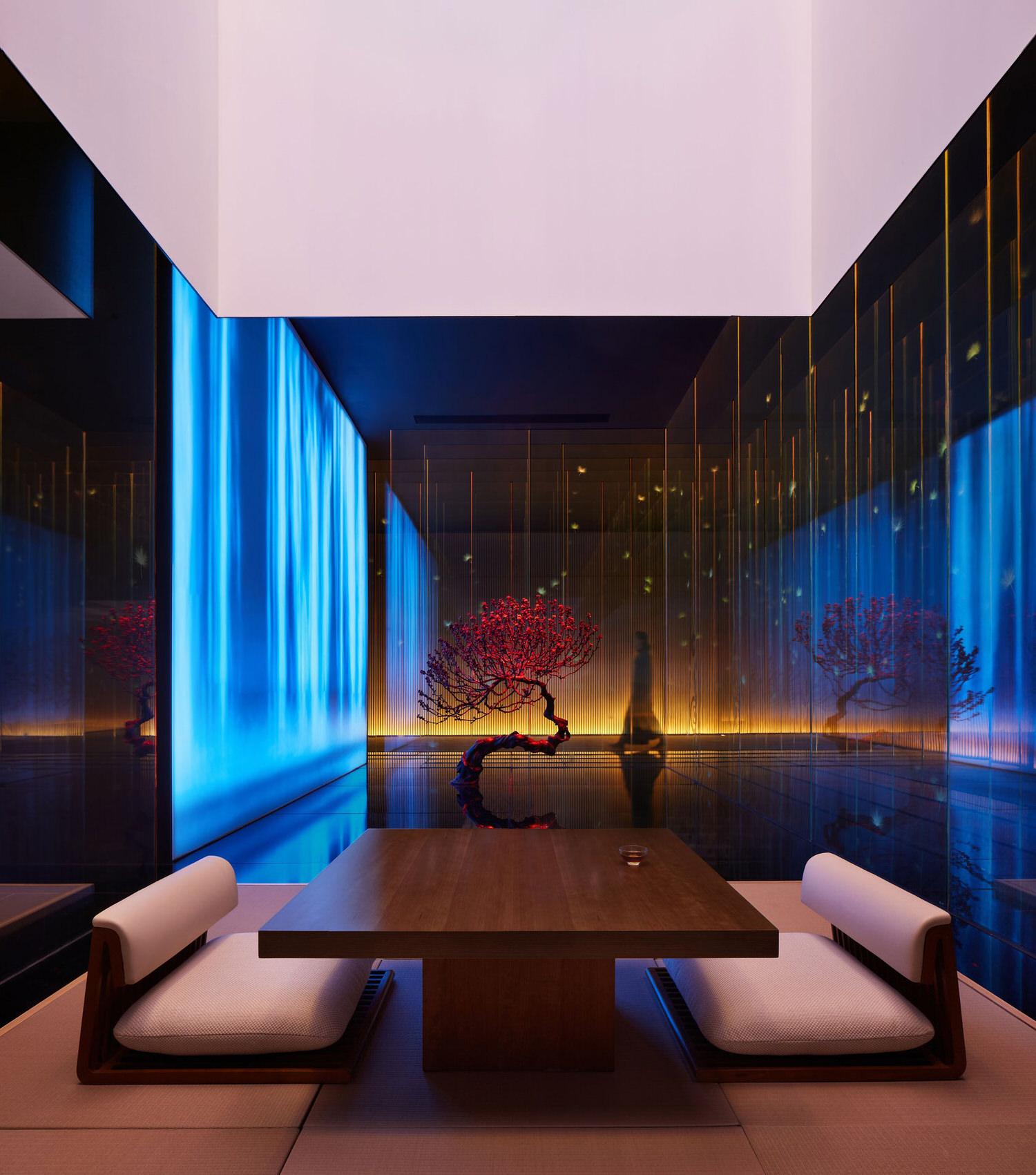 Jiyu Spa Song Space Shanghai, Hip-Pop Design   Yellowtrace