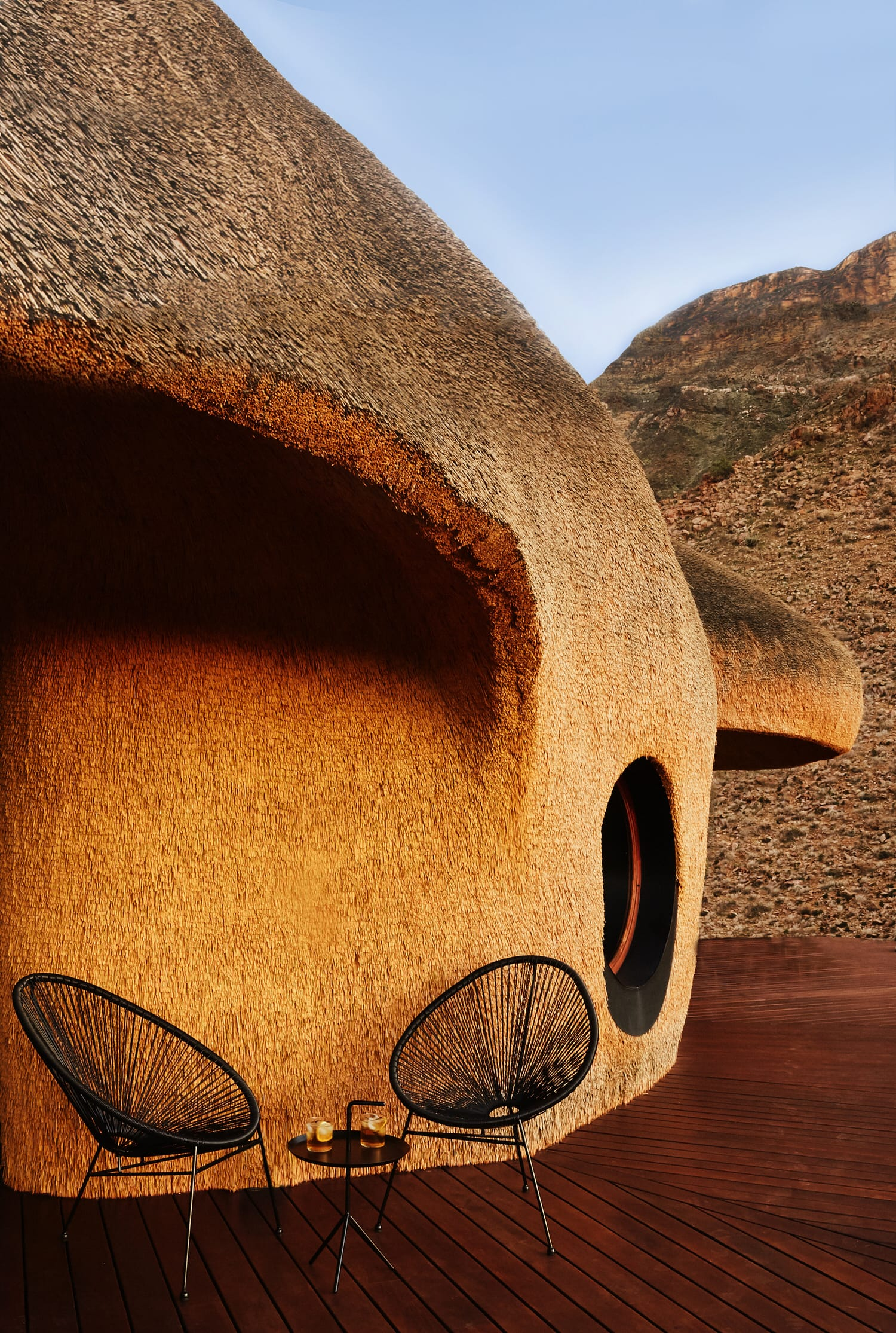 Porky Hefer, The Nest: Off Grid Lodge in Namibia, Wellness Eco Architecture | Yellowtrace