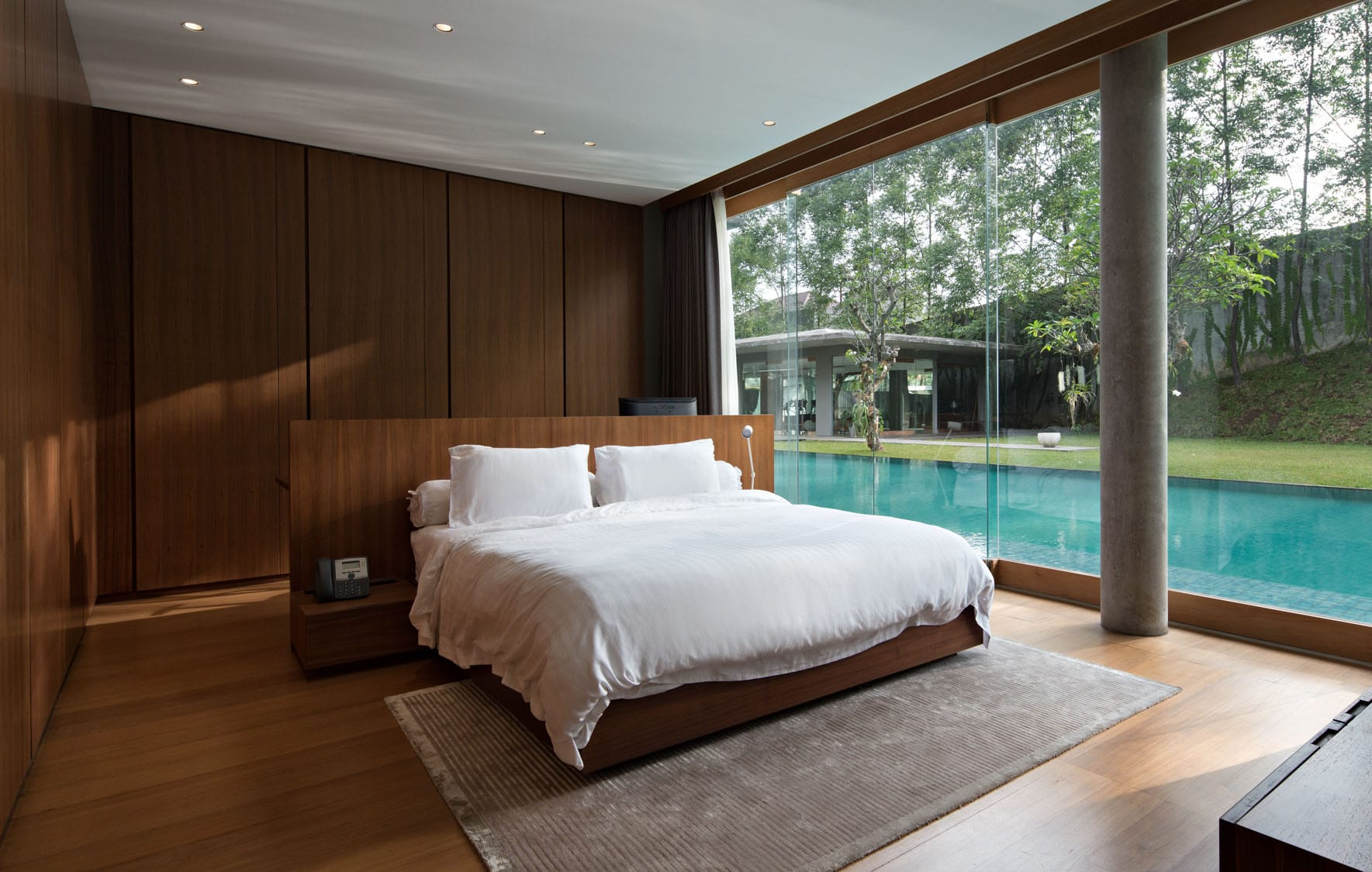IH Residence in Bandung, Indonesian Architecture, Andra Matin   Yellowtrace