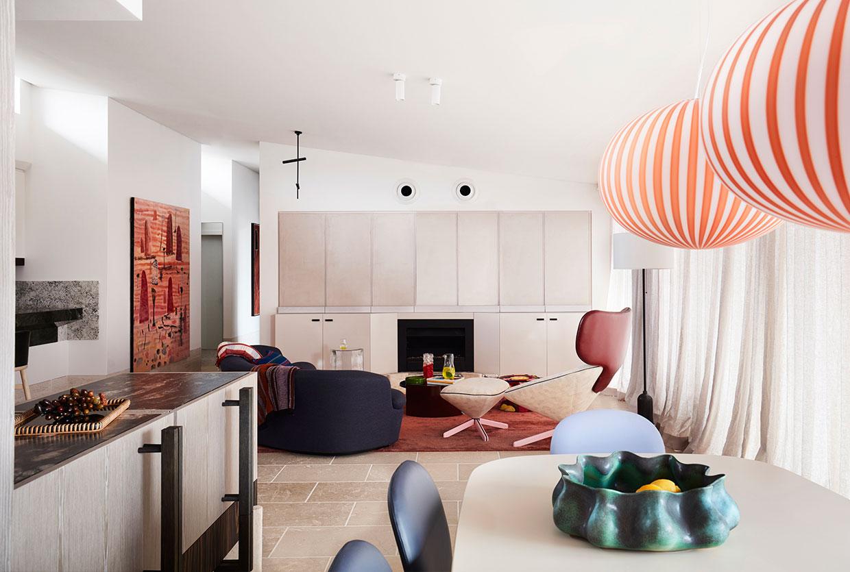 YSG Studio, Crane In The Sky Sydney Penthouse Refurbishment, Australian Homes, Photo Prue Ruscoe   Yellowtrace