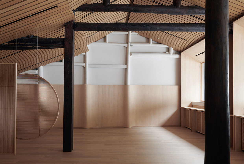 Air Architects, Random Art Space, Hangzhou, Photo Chen Hao | Yellowtrace