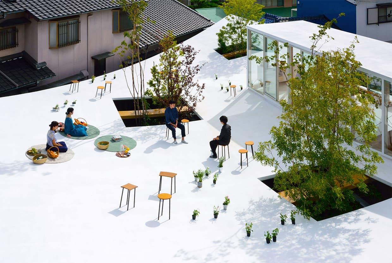 Sanno Office in Okazaki by Studio Velocity.