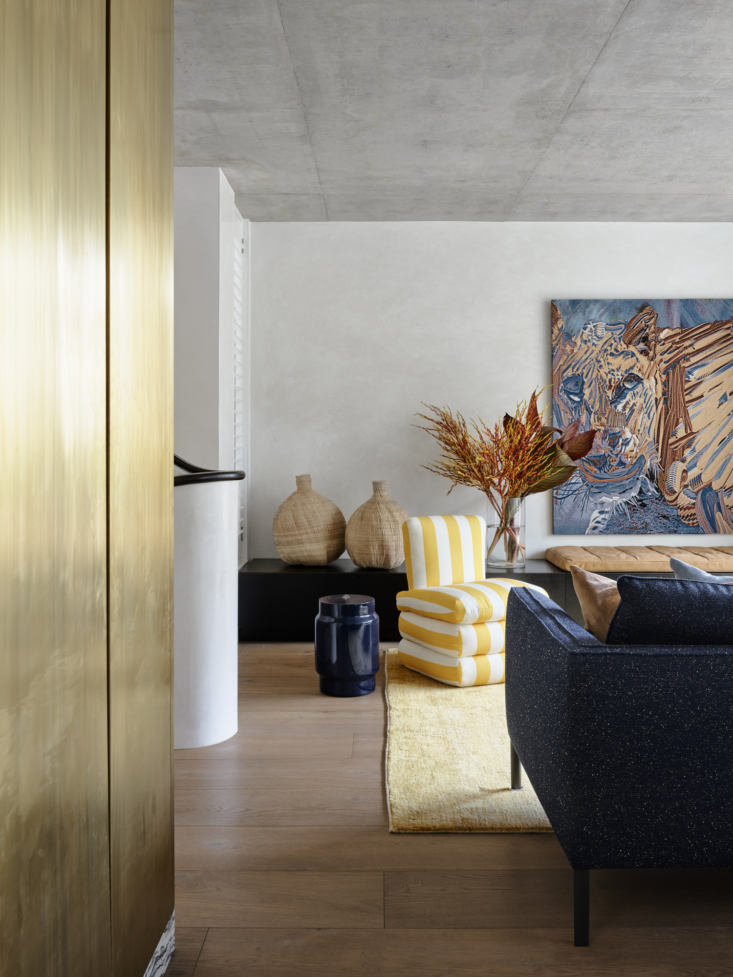 Potts Point St Neot Residence, Flack Studio, Luxury Australian Home, Photo Anson Smart | Yellowtrace