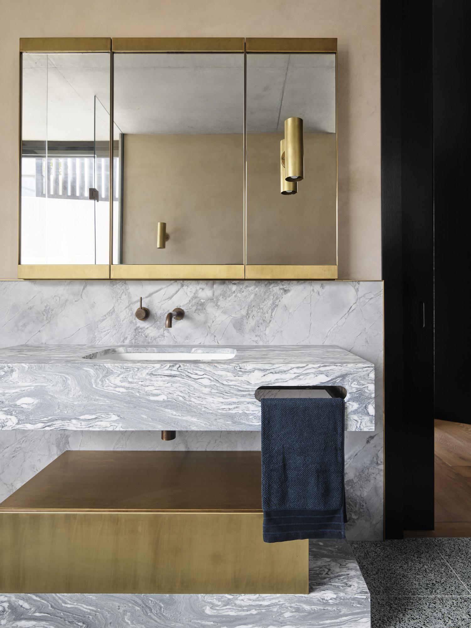 Potts Point St Neot Residence, Flack Studio, Luxury Residential Interiors, Photo Anson Smart | Yellowtrace