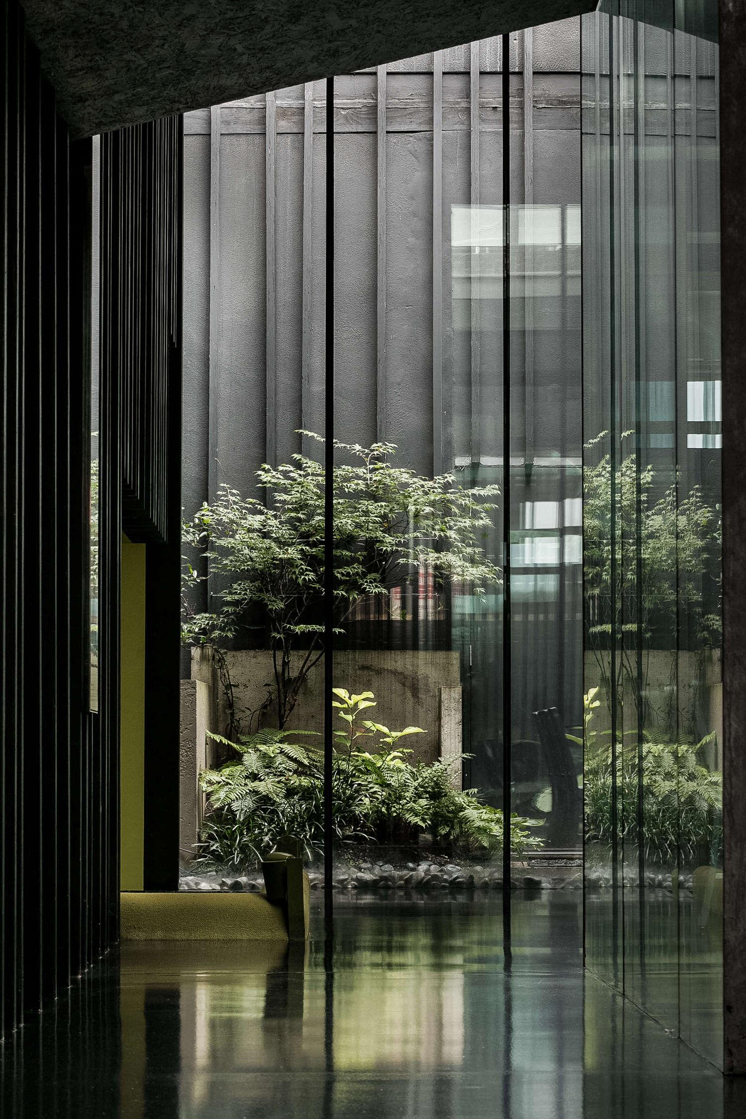 David Adjaye, Lost House, Kings Cross, London, UK Architecture, Photo Taran Wilkhu   Yellowtrace