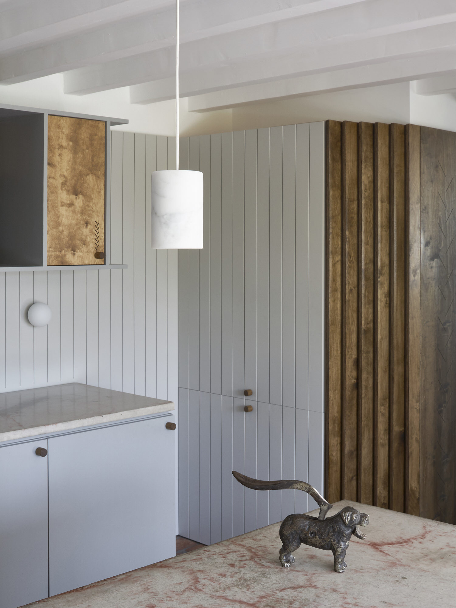 Carl Trenfield Architects, Room, Rural Kent, Kitchen Design, Photo Daniel Hewitt | Yellowtrace