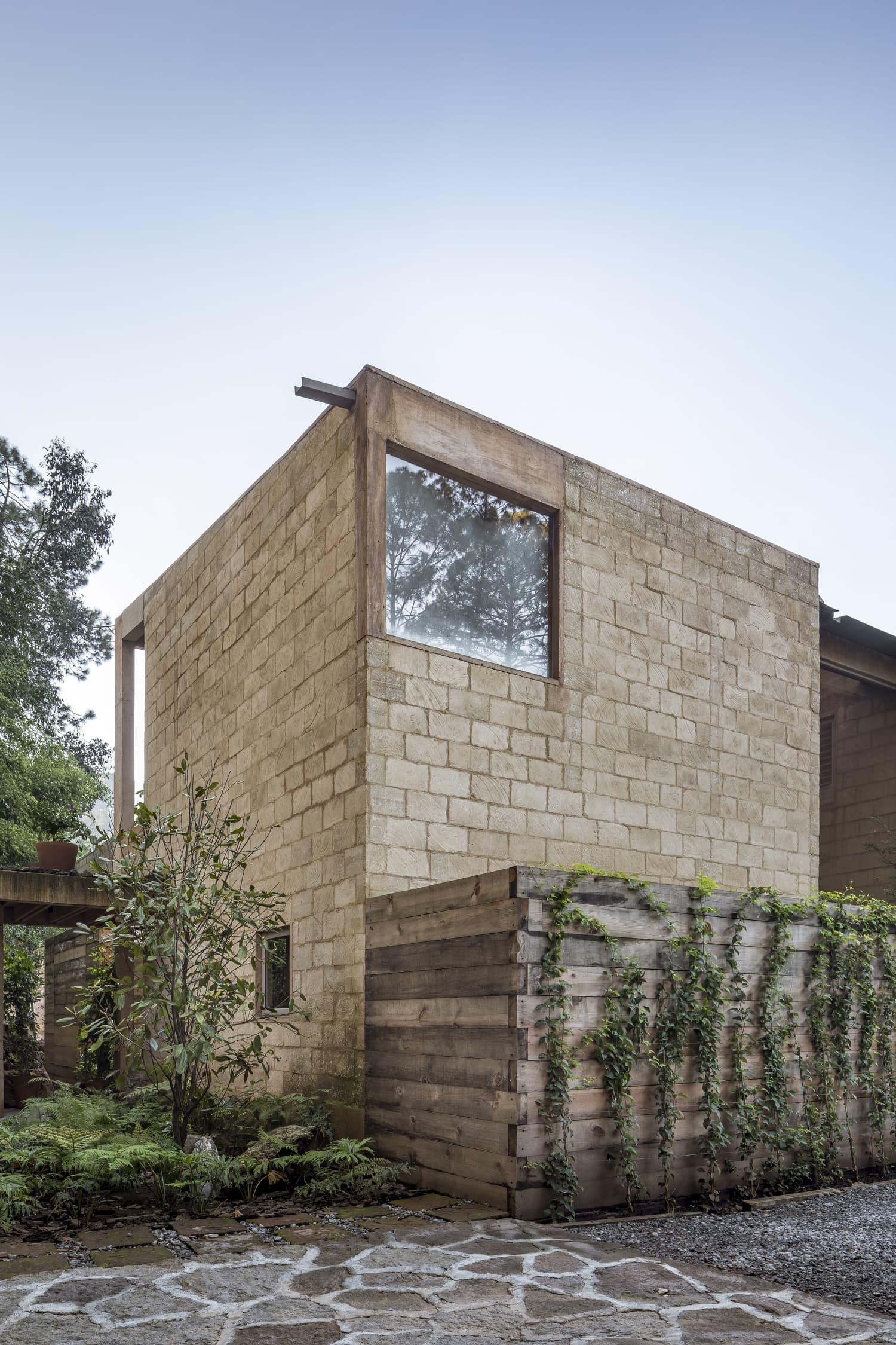 House in Avandaro, Mexico by Taller Hector Barroso.