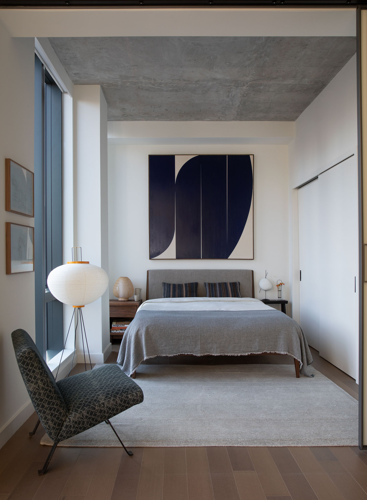 Manhattan Pied‐a‐terre, Sandra Weingort, Luxury Residential Interiors, Photo Don Freeman | Yellowtrace