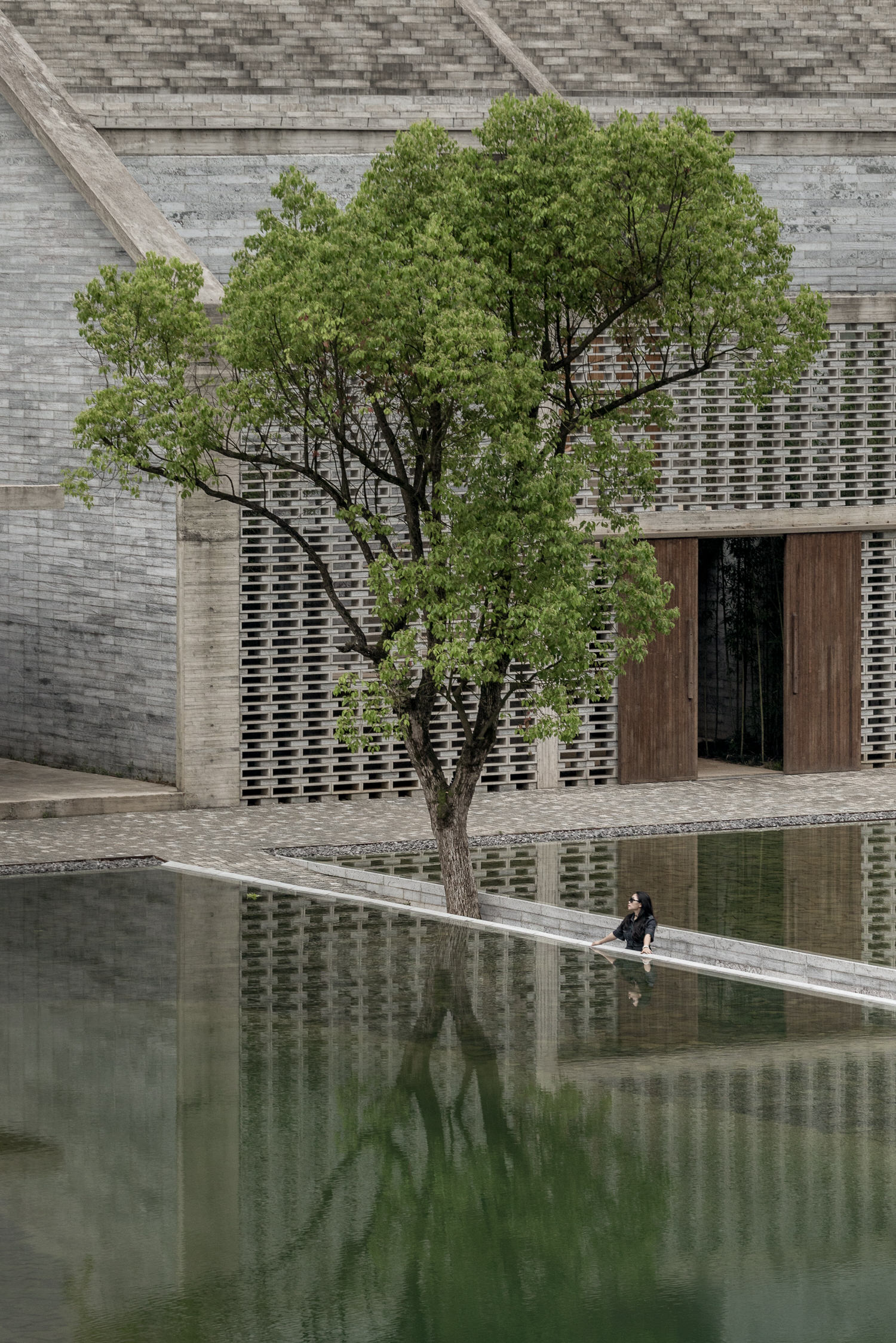 Yangshuo Sugar House, Luxury Hotel China, Adaptive Reuse, Vector Architects, Photo James Florio | Yellowtrace